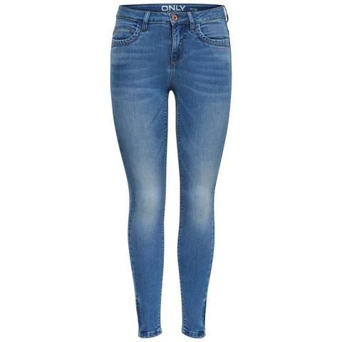 NU 20% KORTING: Only Kendell ankle zip Skinny jeans