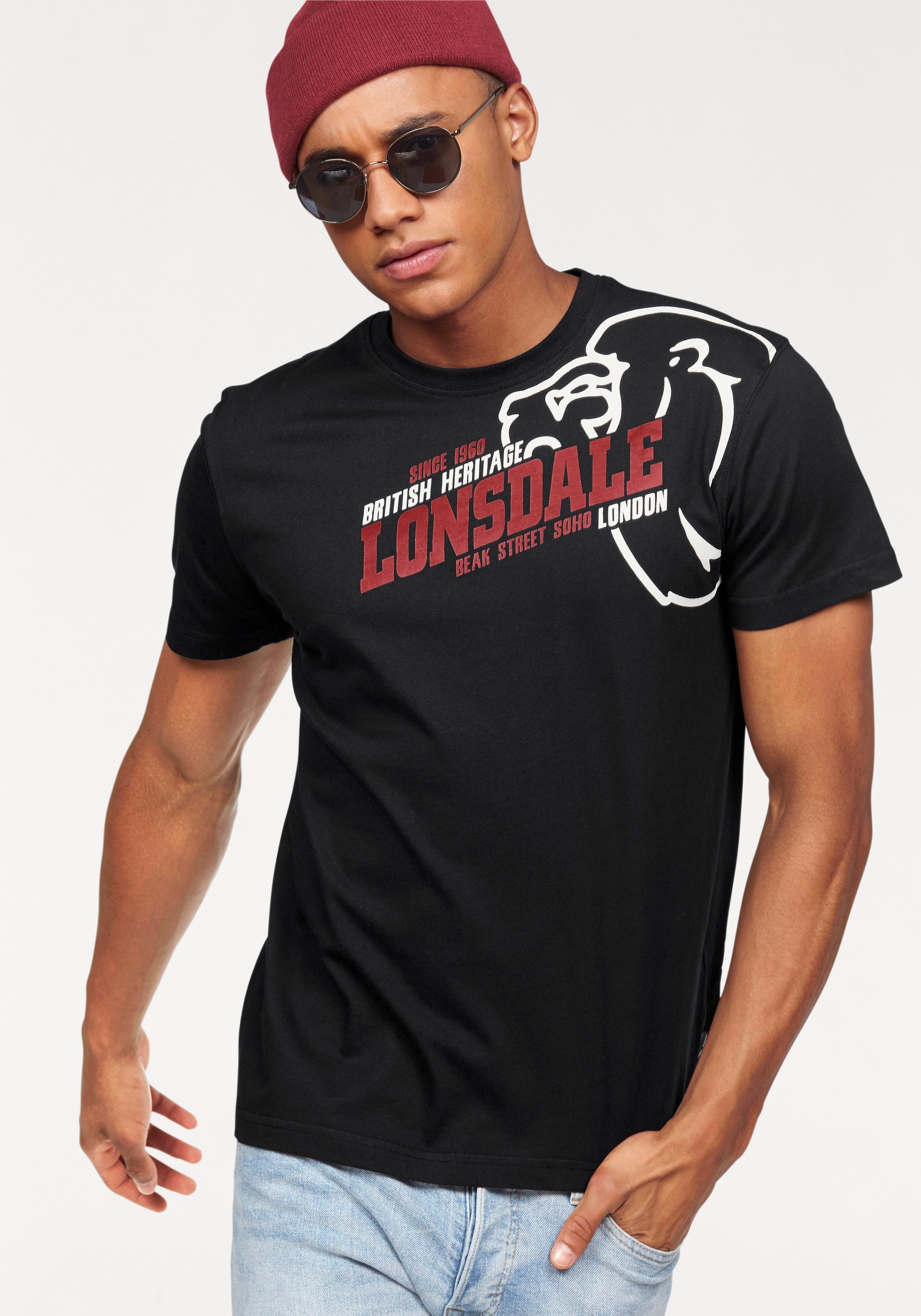 Lonsdale T-shirt WALKLEY in de webshop van OTTO kopen