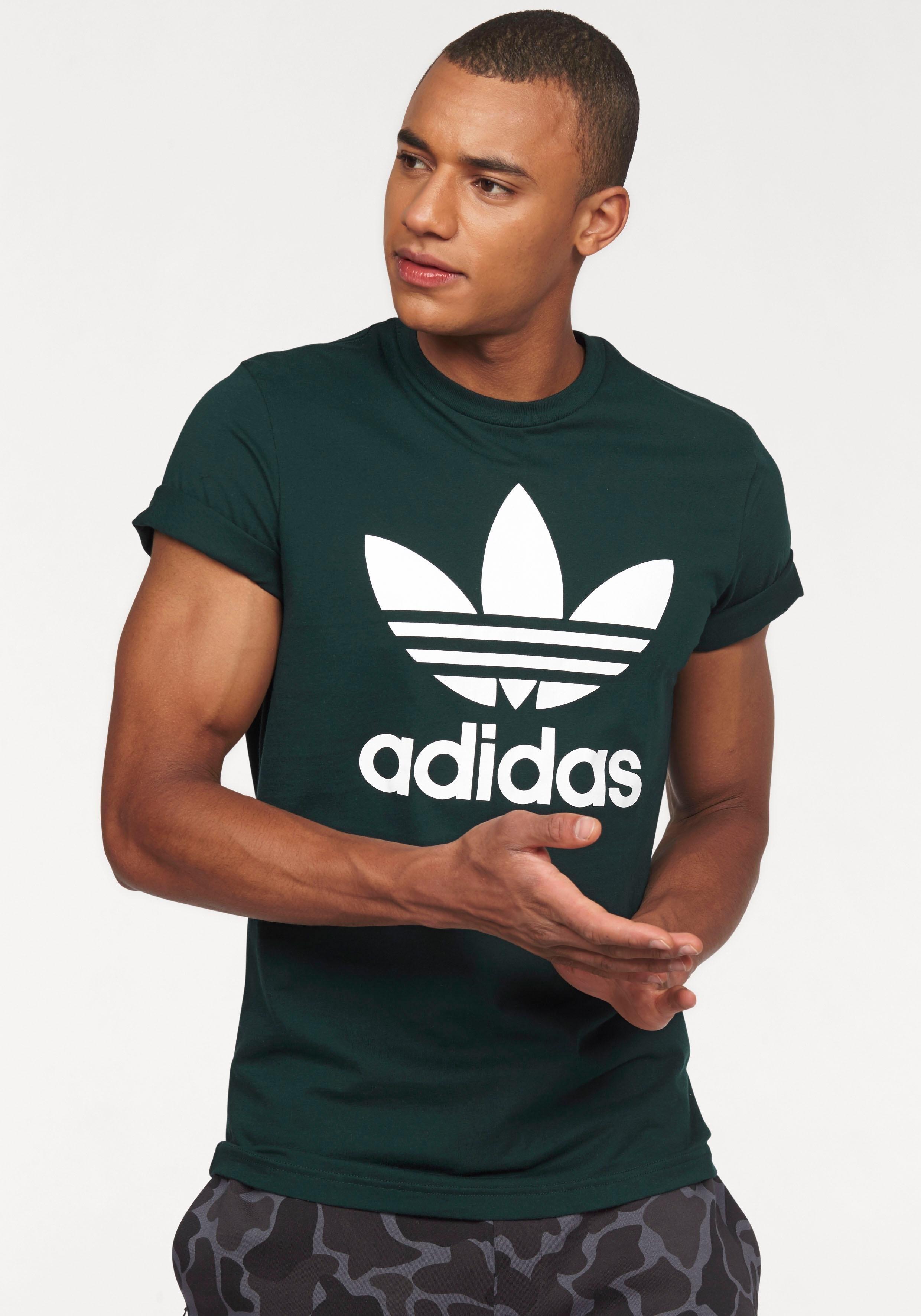 adidas Originals T-shirt korte mouwen & ronde hals bij OTTO online kopen