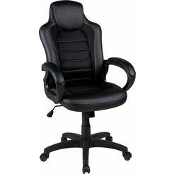 duo collection bureaustoel »joris« zwart