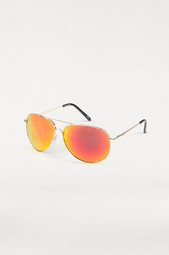 back in black eyewear zonnebril oranje