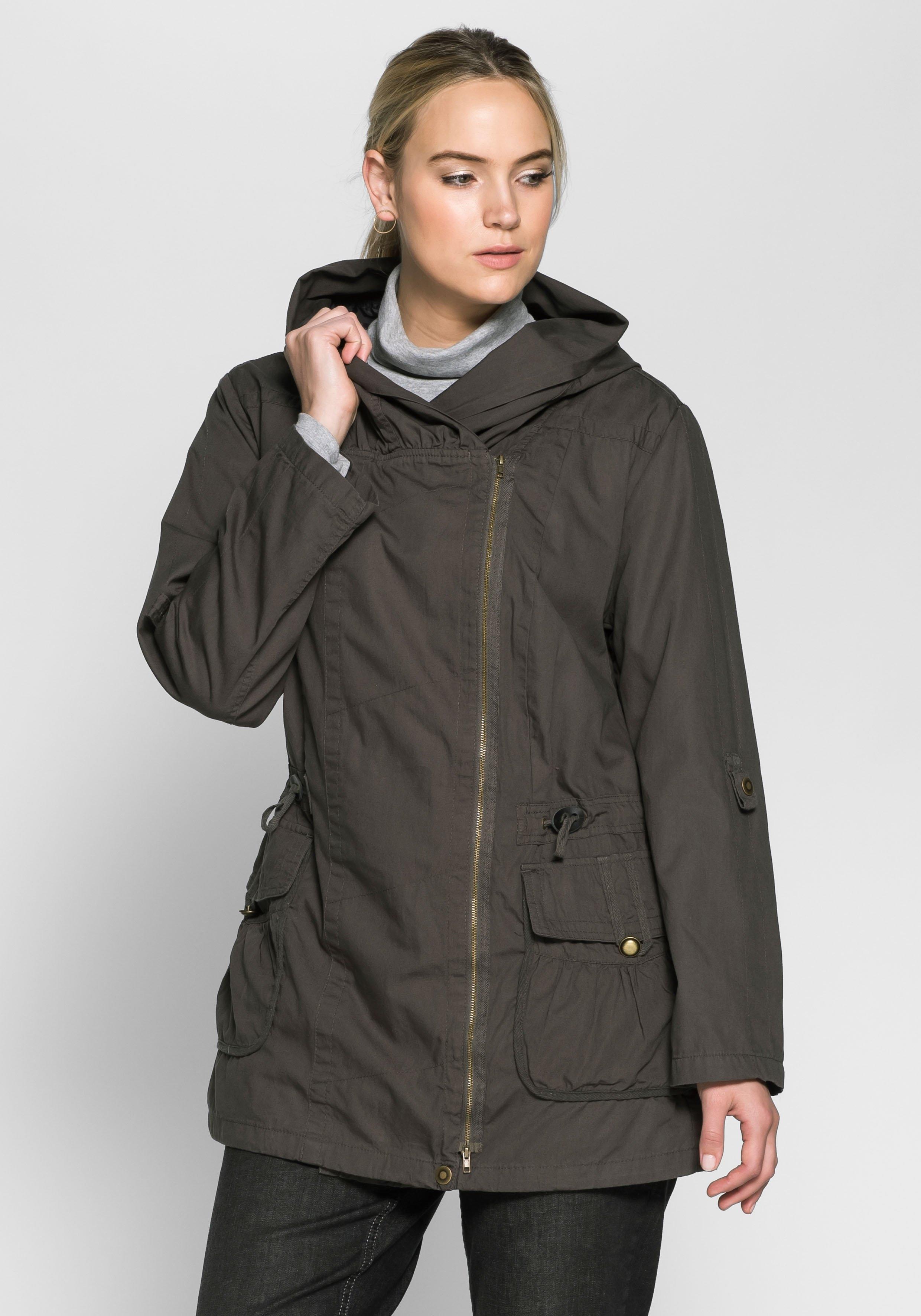 Sheego Casual SHEEGO CASUAL jas in de webshop van OTTO kopen