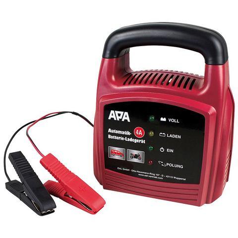 APA Batterijoplader »12V, 4A«