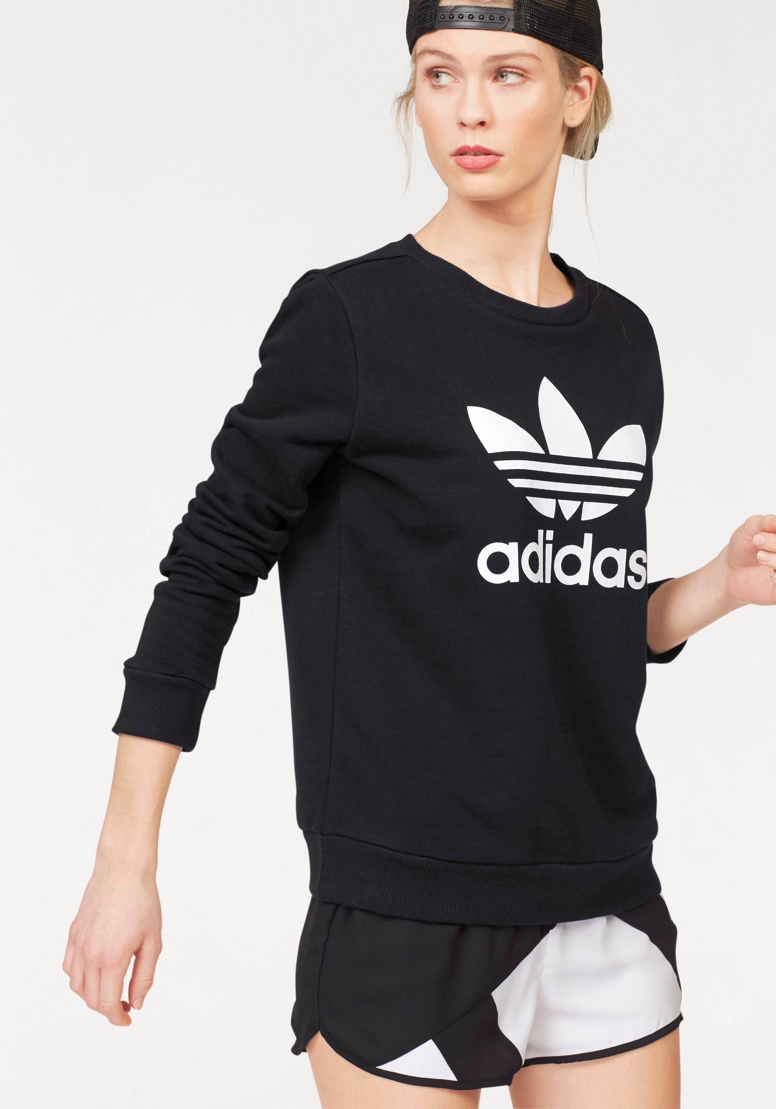 ab722b21543 adidas Originals sweatshirt »CREW SWEATER« in de online winkel | OTTO