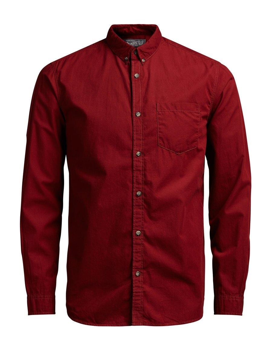 JACK & JONES Lange mouw klassiek Overhemd met lange mouwen veilig op otto.nl kopen