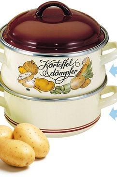 Meine Küche aardappelstomer, email, inductie