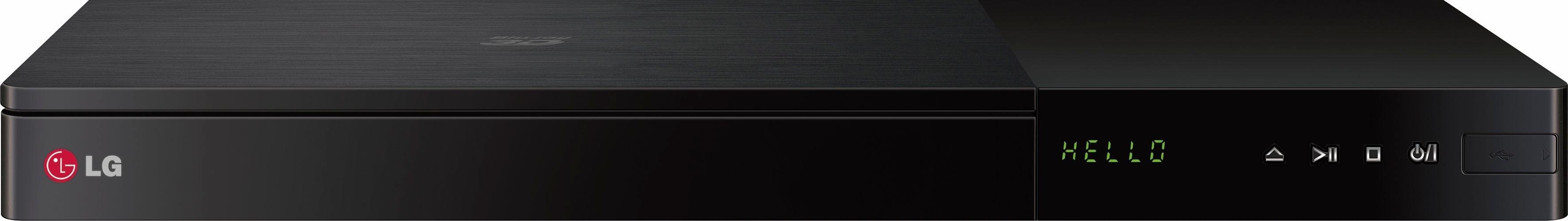 LG BP740B blu-ray-speler, 3D-ready, WLAN nu online bestellen