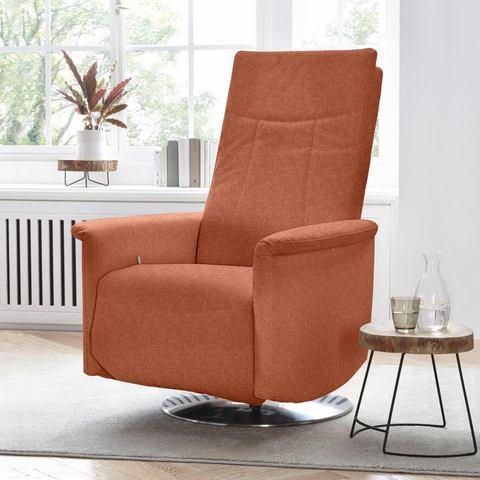 Relaxfauteuil inclusief relaxfunctie, naar keuze met motor