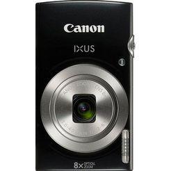 canon ixus 185 superzoomcamera, 20 megapixel, 8x optische zoom, 6,8 cm (2,7 inch) display zwart