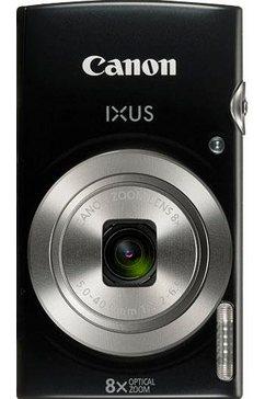 canon superzoomcamera ixus 185 gezichtsherkenning zwart