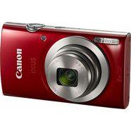 canon ixus 185 superzoomcamera, 20 megapixel, 8x optische zoom, 6,8 cm (2,7 inch) display rood