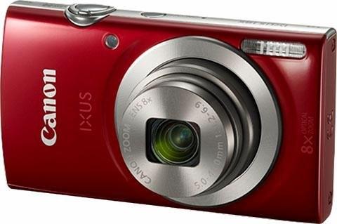 Canon IXUS 185 superzoomcamera, 20 megapixel, 8x optische zoom, 6,8 cm (2,7 inch) display nu online kopen bij OTTO