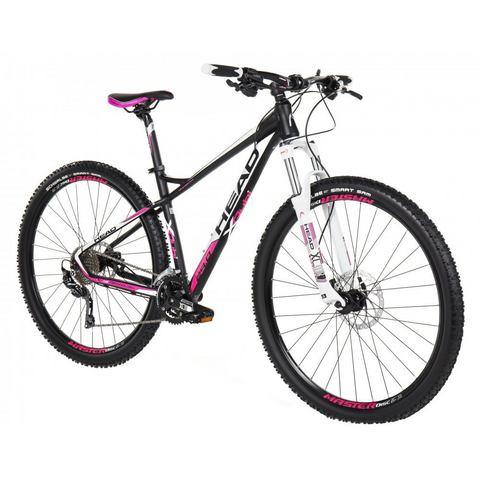 Head hardtail-mountainbike voor dames, 29 inch, 30 Shimano Deore-versnellingen, X-Rubi Lady