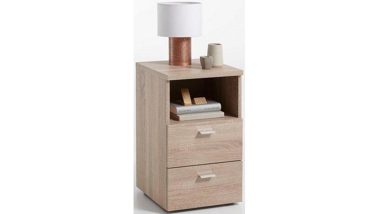 fmd nachtkastje breedte 35 cm melamine oppervlak suva makkelijk besteld otto. Black Bedroom Furniture Sets. Home Design Ideas