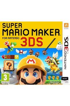 3DS, Super Mario Maker