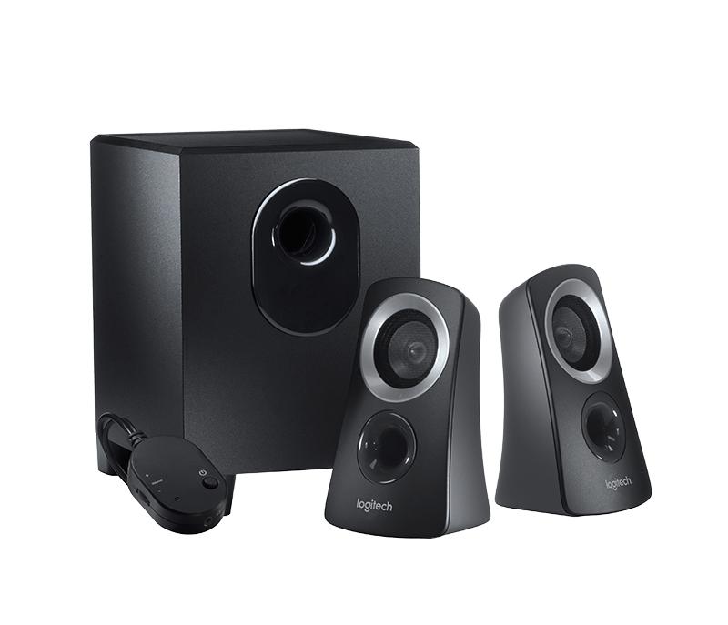 Logitech Speaker System Z313 veilig op otto.nl kopen