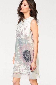 vivance a-lijn jurk wit
