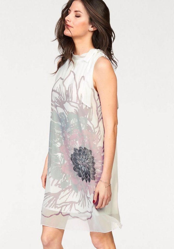 Vivance Collection A-lijn jurk wit