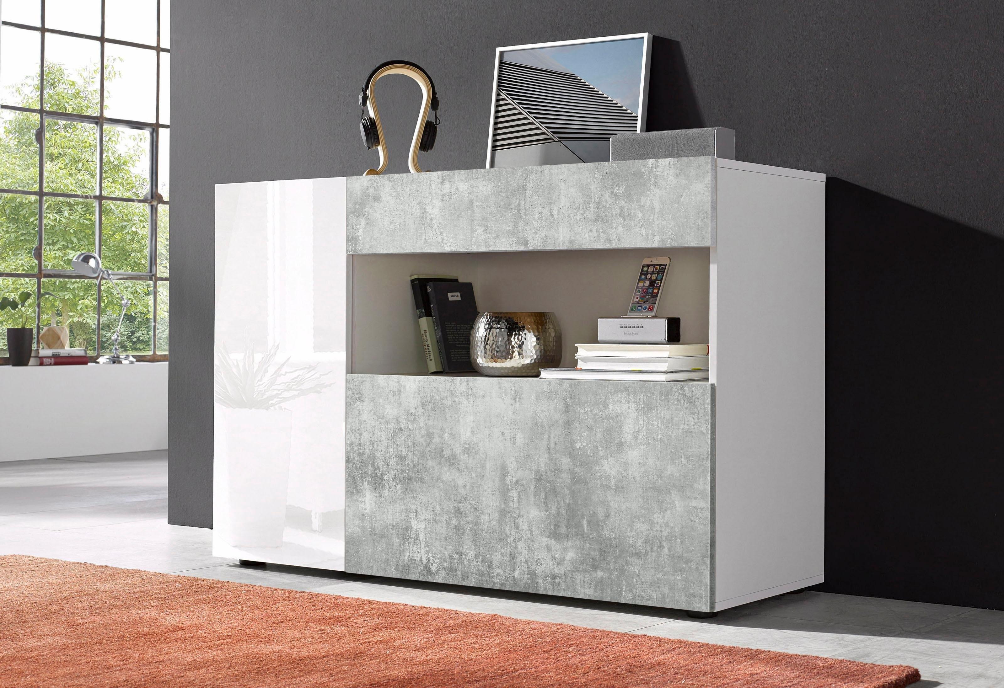 LC dressoir Nice breedte 130 cm nu online bestellen