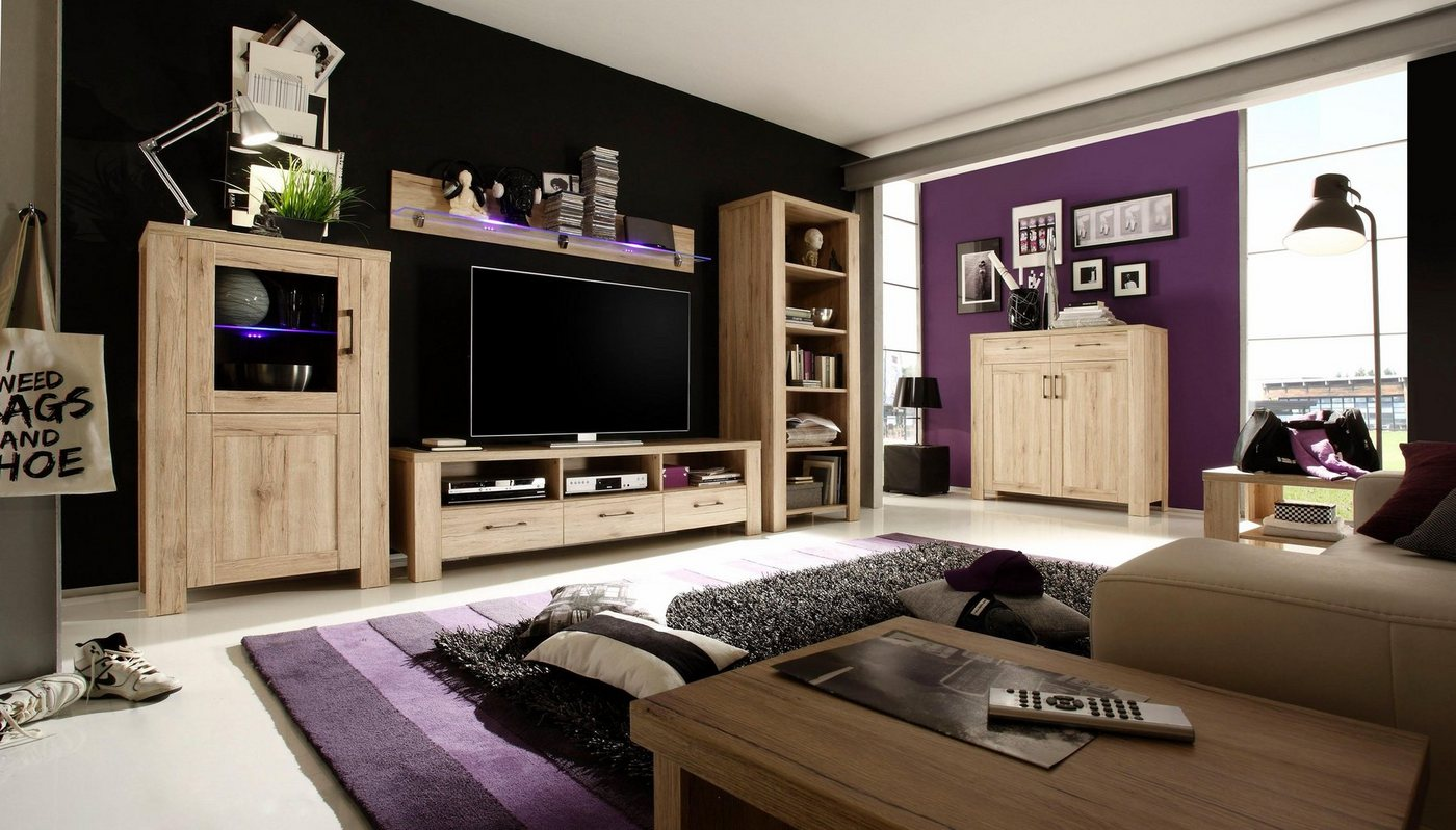 TV-meubel, breedte 181 cm