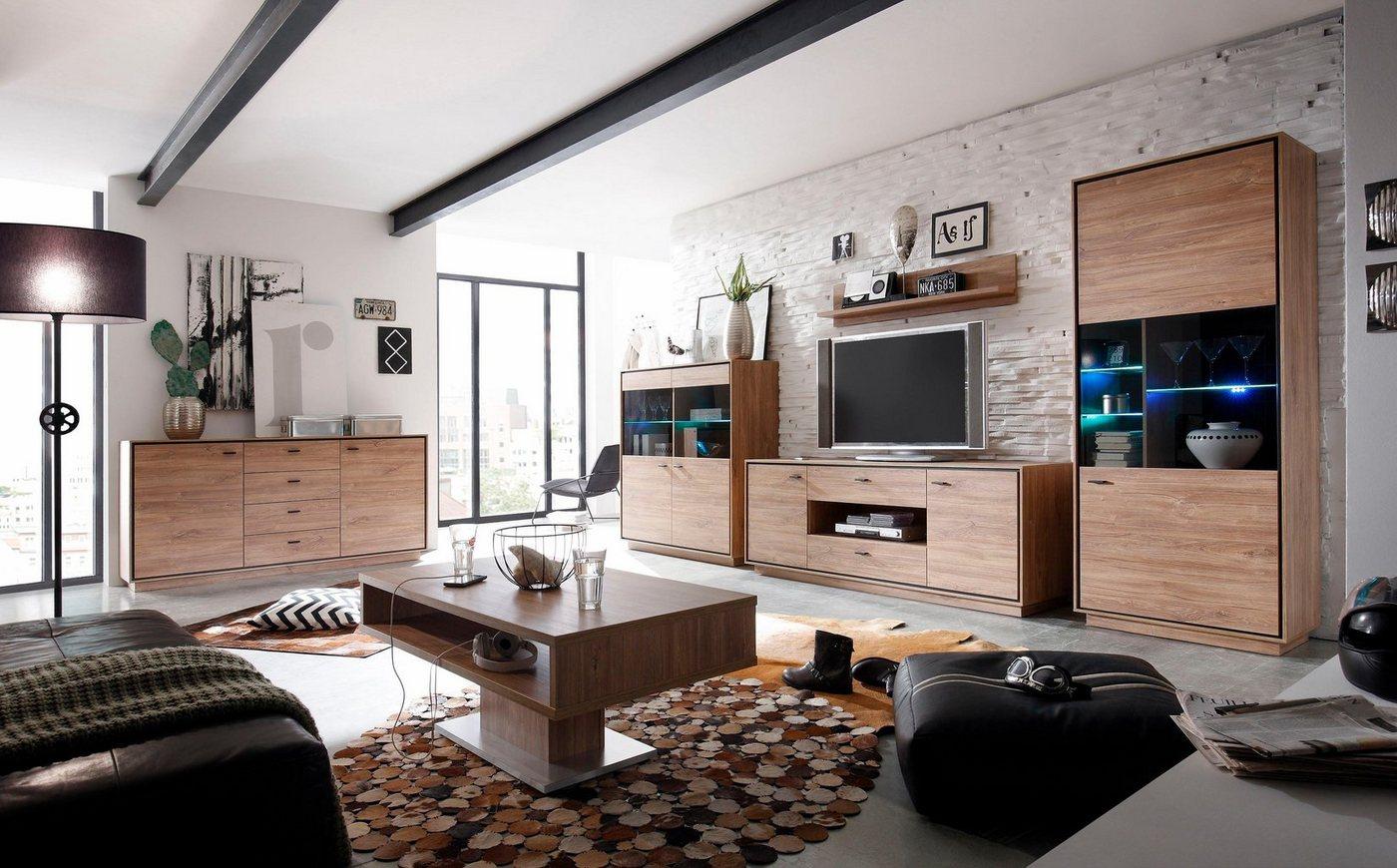 TV-meubel, breedte 179 cm