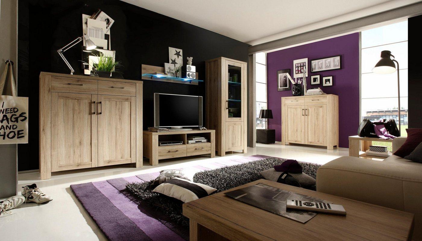TV-meubel, breedte 127 cm