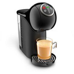 nescafé dolce gusto koffiecapsulemachine kp3408 genio s plus, met boost-technologie en temperatuurkeuze, hoge druk, automatische uitschakeling en xl-functie zwart