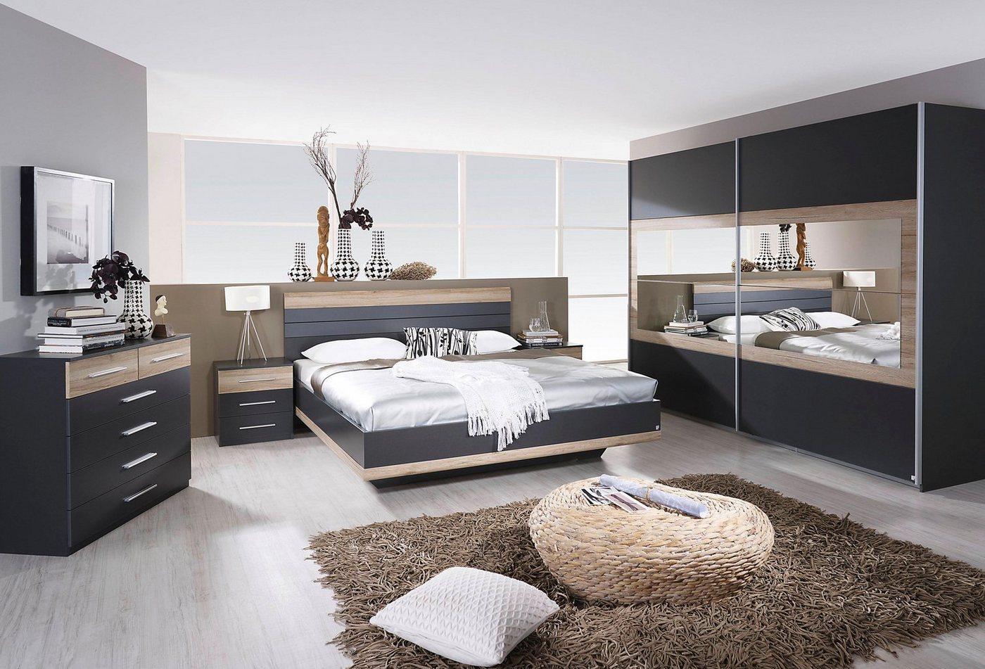 RAUCH 4-delige slaapkamer-voordeelset