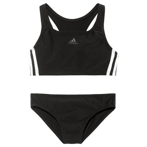 adidas Fitness 3 Stripes Bikini Girls Bikini's