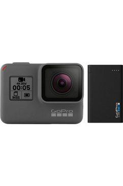 HERO5 Black 4K actioncam inclusief Portable Power Pack