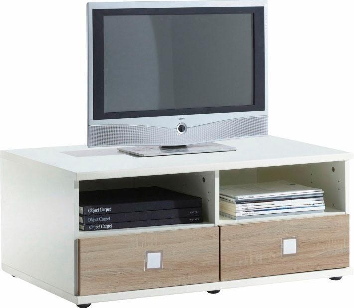 TV-meubel met kunststof oppervlak