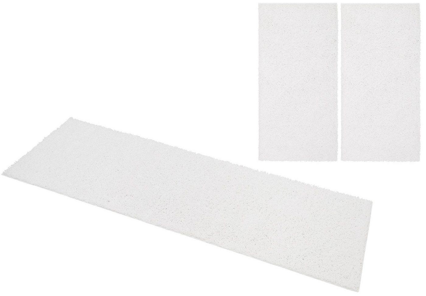 Slaapkamerset, HOME AFFAIRE COLLECTION, Shaggy 30, hoogte 30 mm, geweven (3-dlg.)