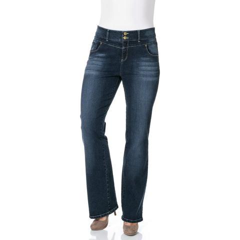 SHEEGO DENIM Jeans Boot-cut in 3 lengten