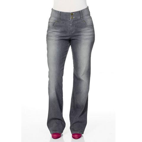 NU 15% KORTING: sheego Denim SHEEGO DENIM jeans Bootcut