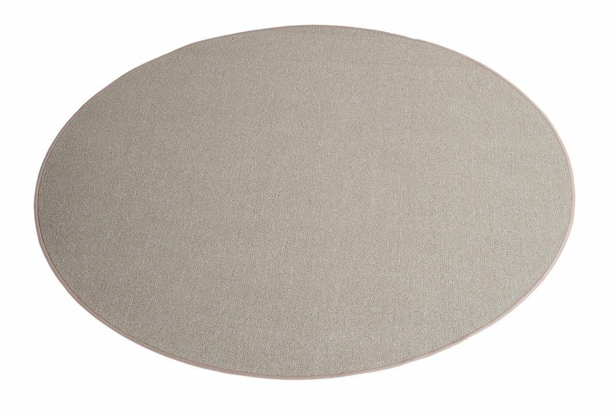 Living Line Vloerkleed, rond, »Torronto«, hoogte 5 mm, geweven nu online kopen bij OTTO
