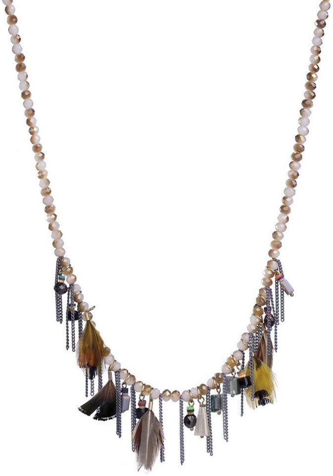 TAMARIS ketting met hanger »Veer Abby K00620090«