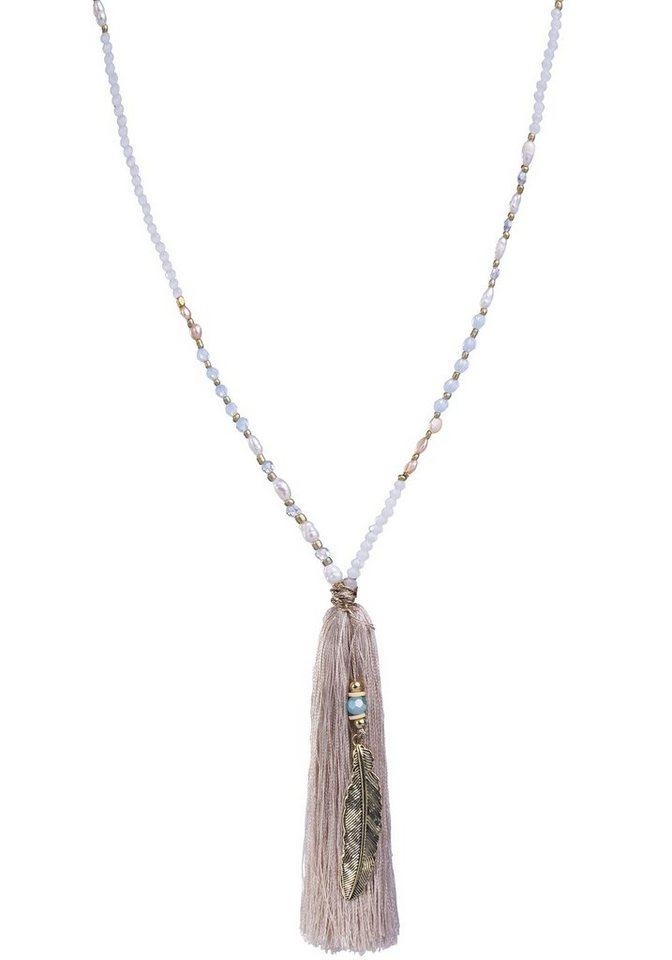 TAMARIS ketting met hanger »Veer Marliese K00420090«