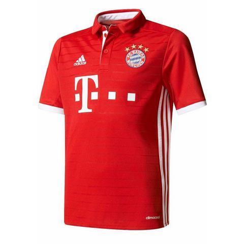 Voetbalshirt voor kinderen, replica thuisshirt FC Bayern