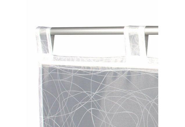 Paneelgordijn home wohnideen ilanz lussen per stuk for Wohnideen accessoires