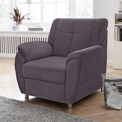 SIT & MORE fauteuil, met binnenvering