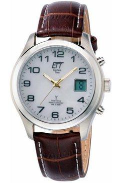 ett radiografisch horloge »egs-11333-60l« bruin