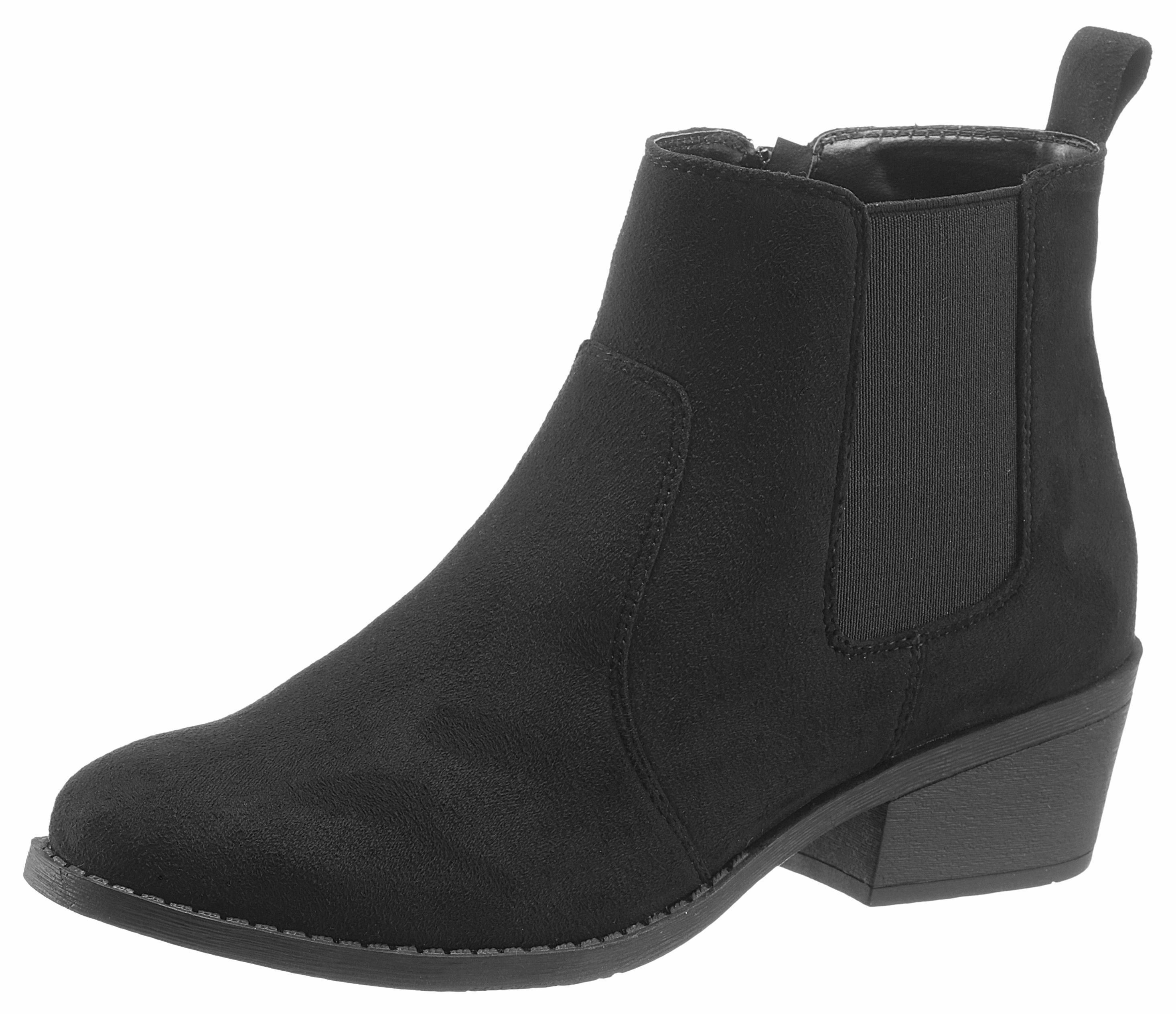 CITY WALK Chelsea-boots met een breed elastiek veilig op otto.nl kopen