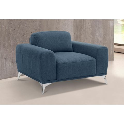 GMK Home & Living fauteuil Tea, met metalen poten