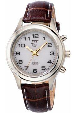ett radiografisch horloge »els-11334-61l« bruin