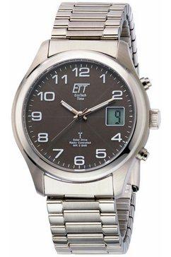 ett radiografisch horloge egs-11332-53m zilver