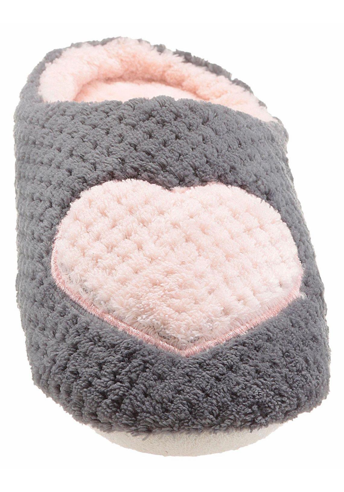 City Walk Pantoffels Koop Je Bij Donkergrijs/roze AVYPjHpD