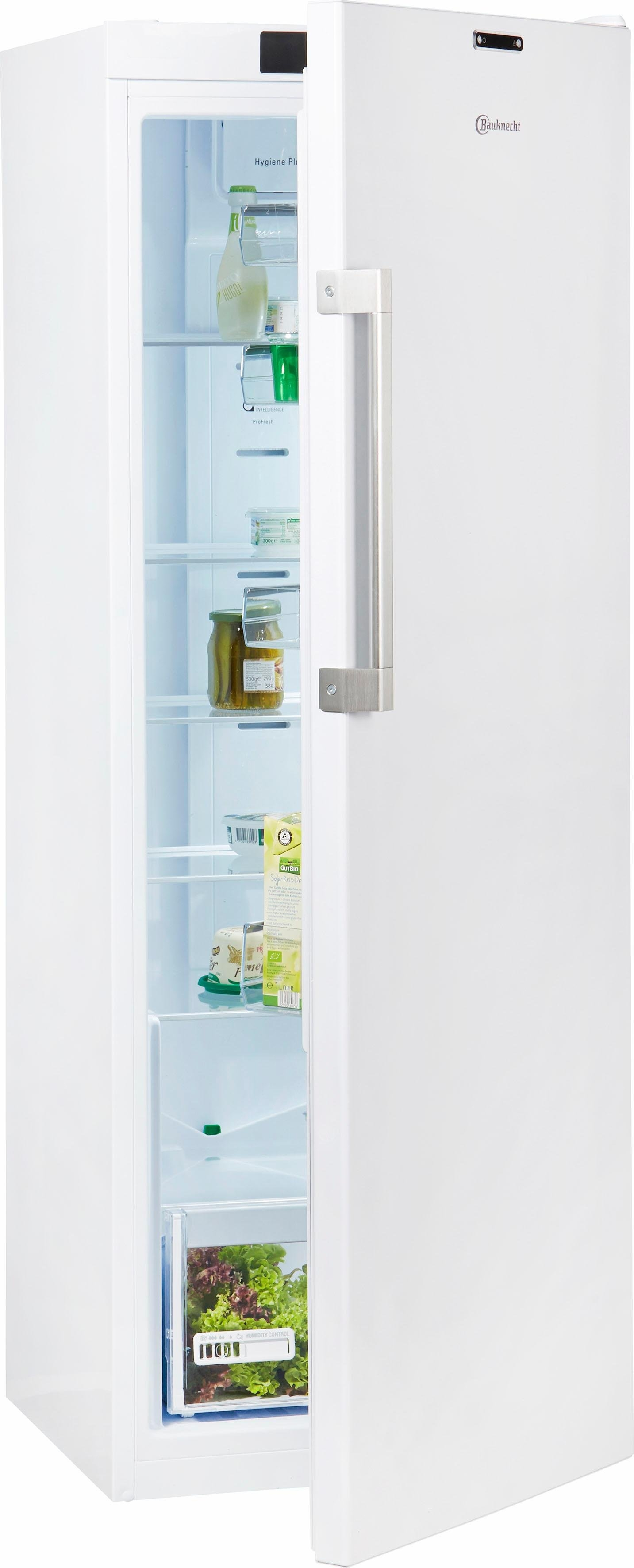 Bauknecht koelkast KR 17G4 A2+ WS, energieklasse A++, 167 cm hoog, ProFresh - verschillende betaalmethodes