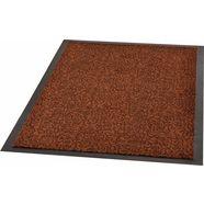 mat, zala living, »smart«, met antislip-coating, getuft bruin