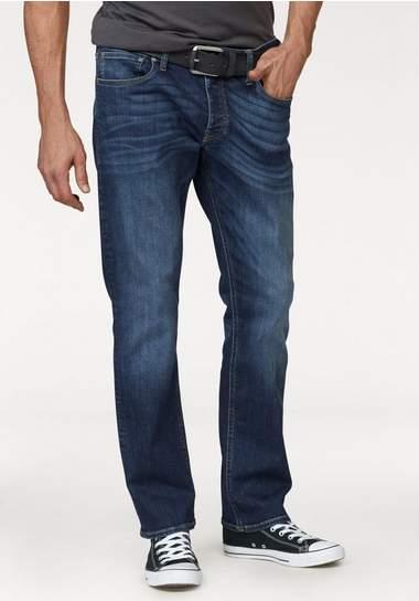 JACK & JONES Slim Fit-jeans »Clark«