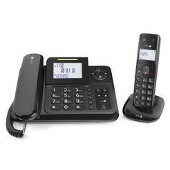 doro bedrade analoge telefoon »comfort 4005 combo« zwart